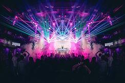 Lights at Concert