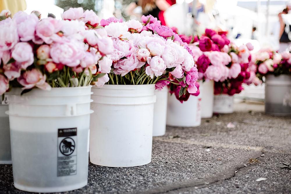 פרחים באירוע