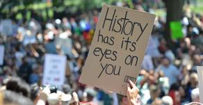 Statement on Black Lives Matter Vandalism