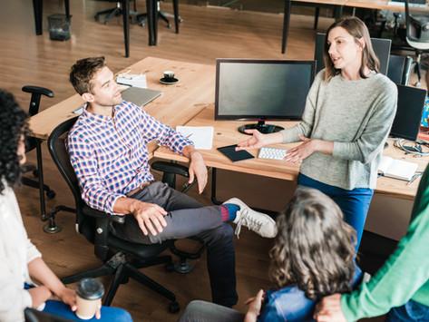 Cabe ao líder criar segurança psicológica no ambiente de trabalho