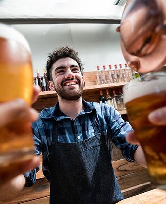 Al servizio della birra