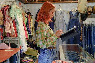 Thrift Shop Worker