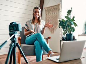 Graba videos para tu marca: ¡tu marca necesita una cara!