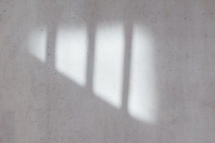 Shadow on Concrete Wall