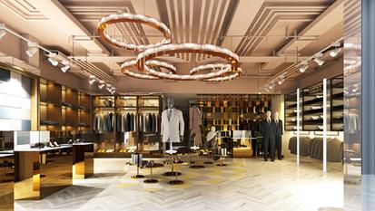 High-Fashion Retailers