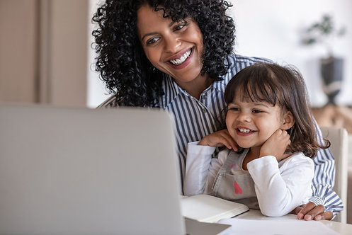Healthy Tips for Learning from Home