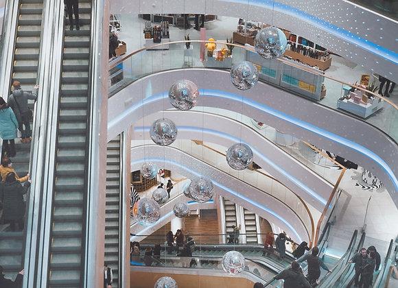 Торговый центр | финансовая модель бизнес плана
