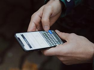 使用智能手機
