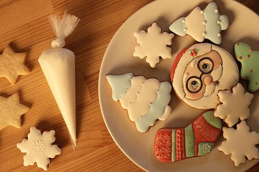 Santa Kekse