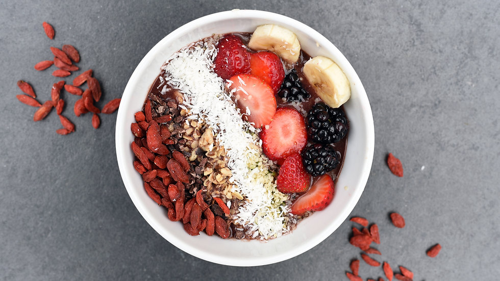Smoothie/Bowl Tips To A Better Sip