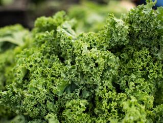 Sweet & Green Sweet Potato Kale Soup