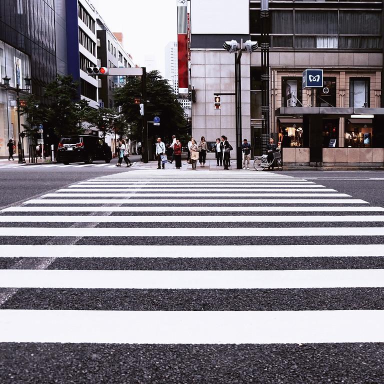 Fußgänger-Prüfung Klasse 1