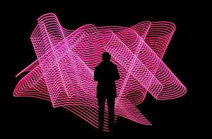 Spettacolo di luci
