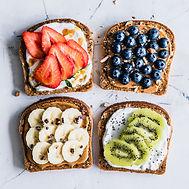 Blackwood Nutrition Holistic Nutrition & Wellness - Cambridge, Ontario - Jasmin Blackwood - Fruit Sandwiches