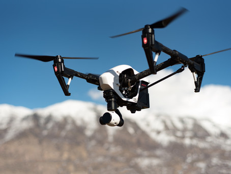 5 Key benefits of Drones