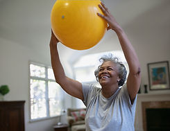 Working Out with a Physio Ball