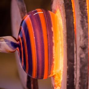 Glassblower by Gary Leising
