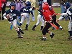 Flag Football Running Back