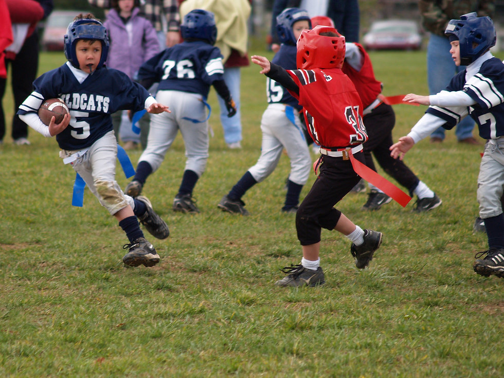 Flag Football Running Back