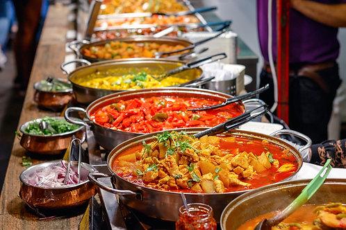 Mince curry/stew & cauli rice