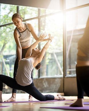 Ampliación de yoga