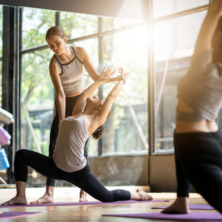 10 Words to Know in Yoga Class