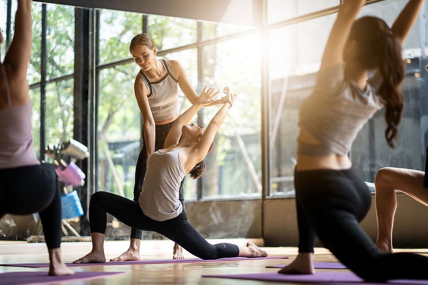 Йога Stretch