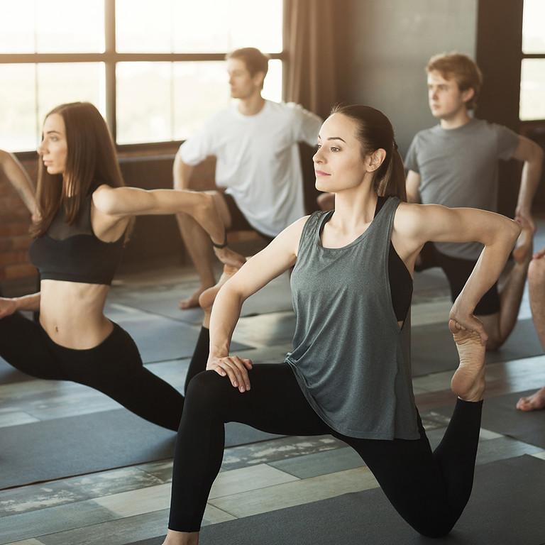 September 20th Full Moon Power Yoga