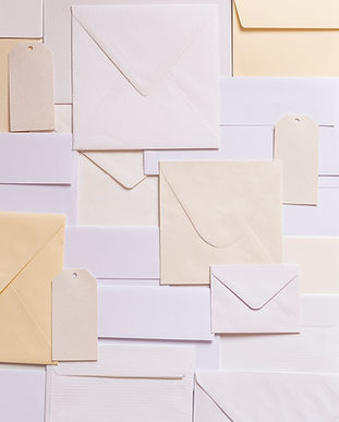 Pretty Envelopes