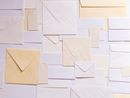 Tips and Etiquette: Samples of Envelope Addressing