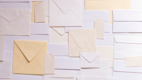 Maulwürfe: Kreative Brief-Ideen