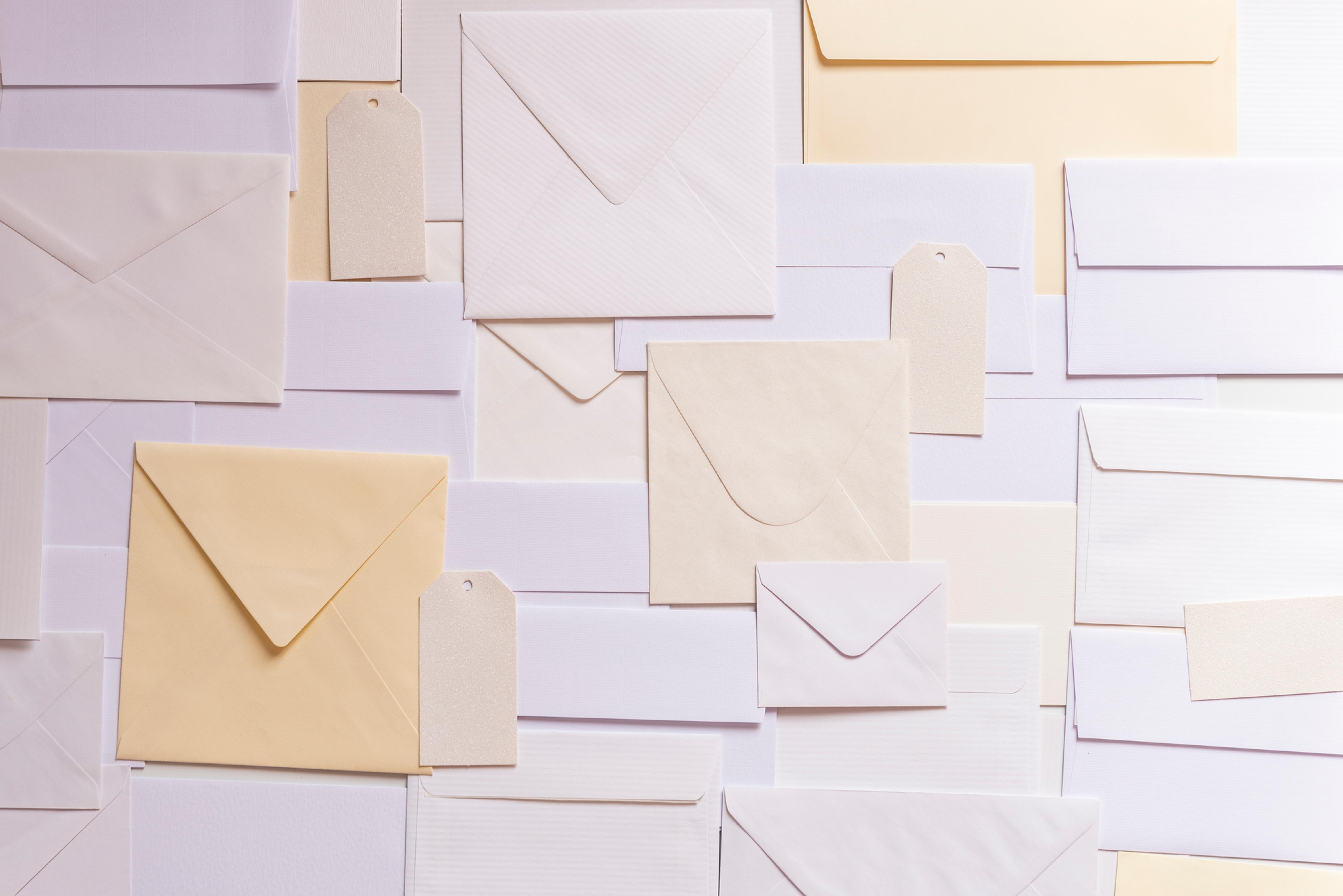 Lettres d'amour, de rupture et d'insulte