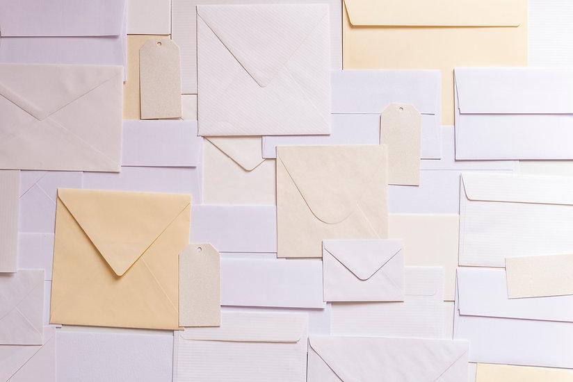 Blank Envelopes