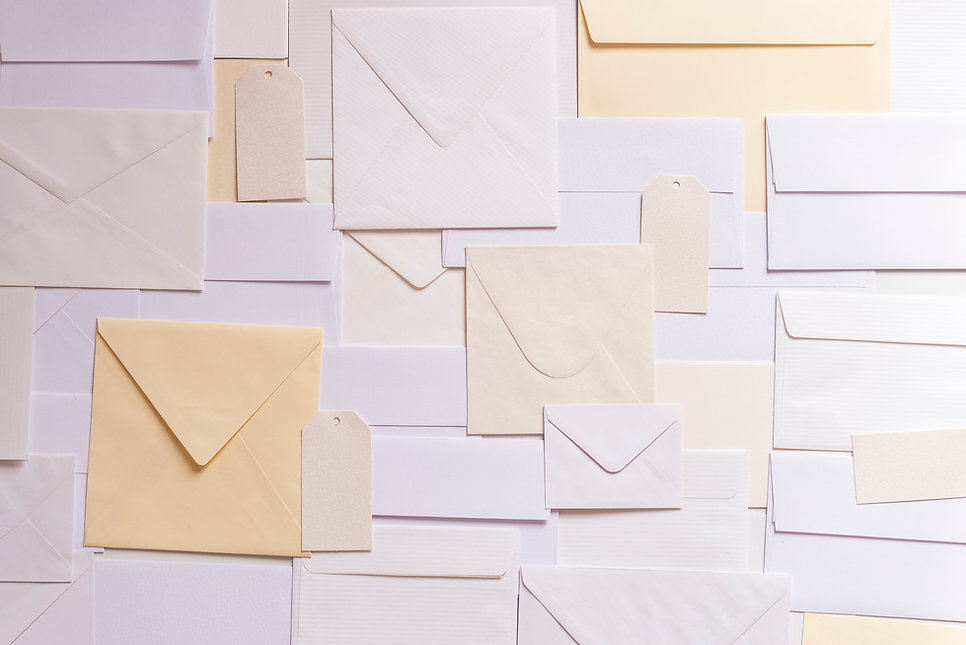 Envelopes Bonitos