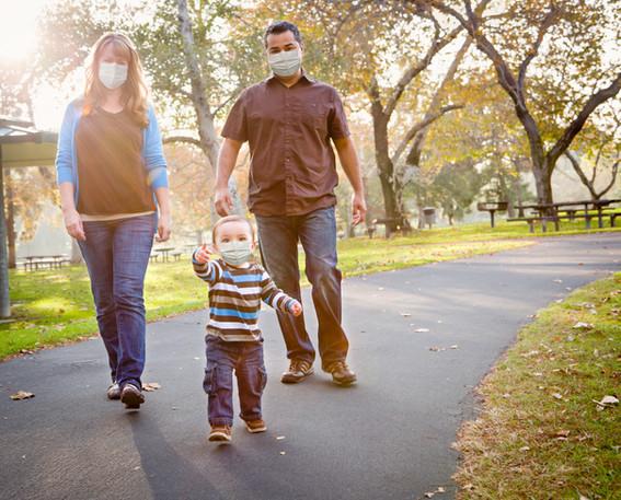 Protección para familias