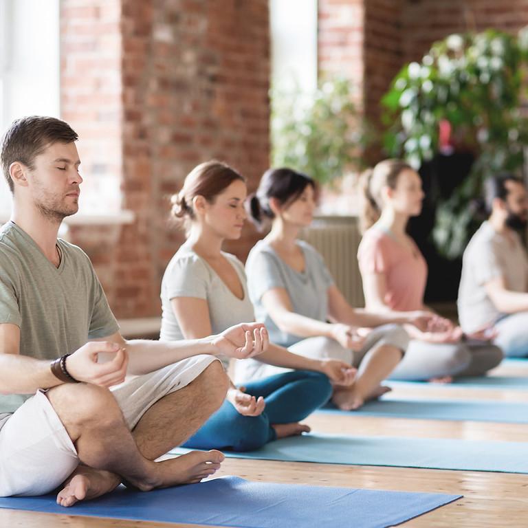 Clases de meditación semanal