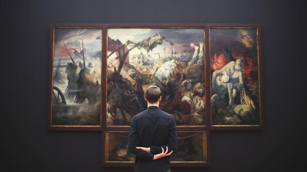 211619 | Moderne Kunst sehen und verstehen | 15.-19.2.21