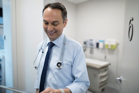 Smiling Doctor