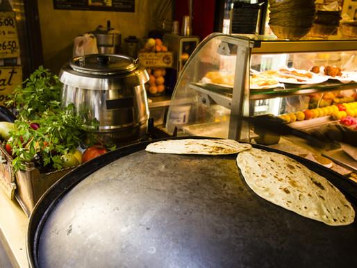 Recetas: falso shawarma
