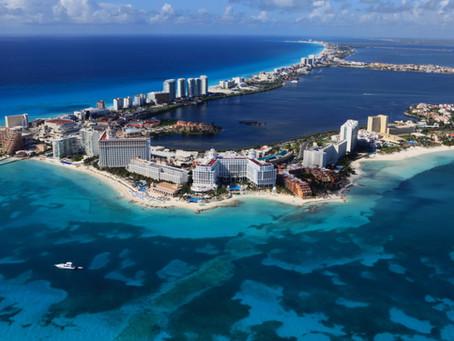 Ruta playas del Caribe Mexicano