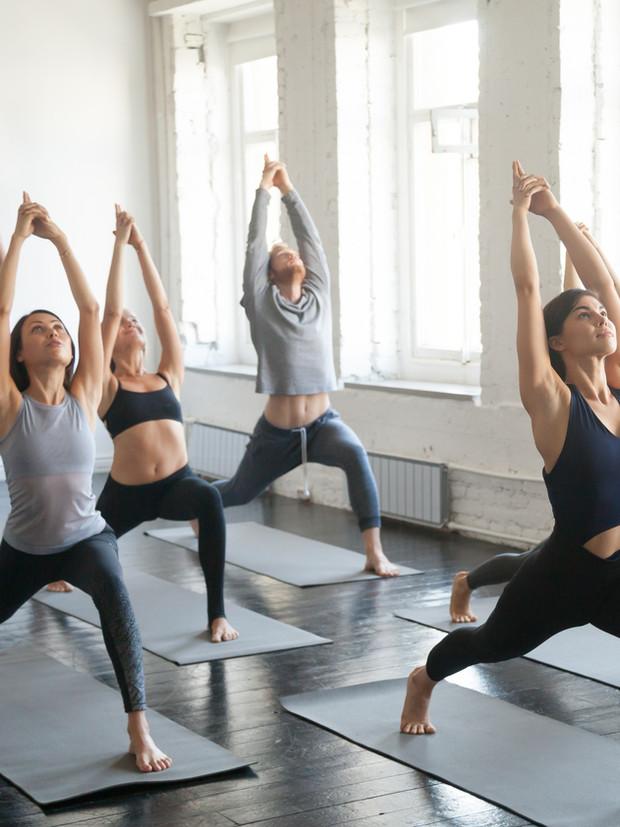 Yoga Auray