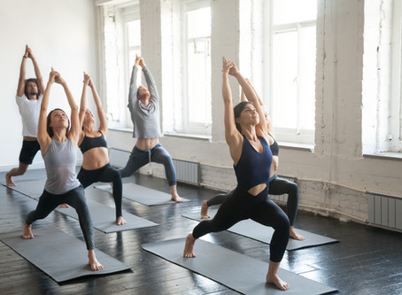 Yoga – Benefits Beyond the Mat