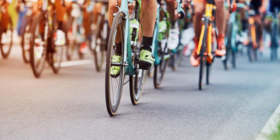 100 Km charity cycle