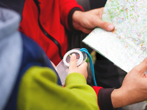 Orienteering- Find Your Path,Think Fast, Run Hard!
