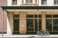 Cafe Exterior