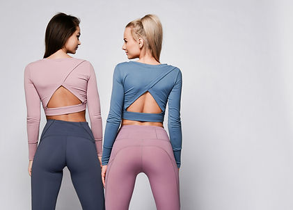 Neue Yoga Outfits