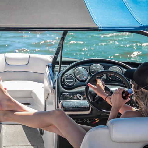 Boat Launch Etiquette