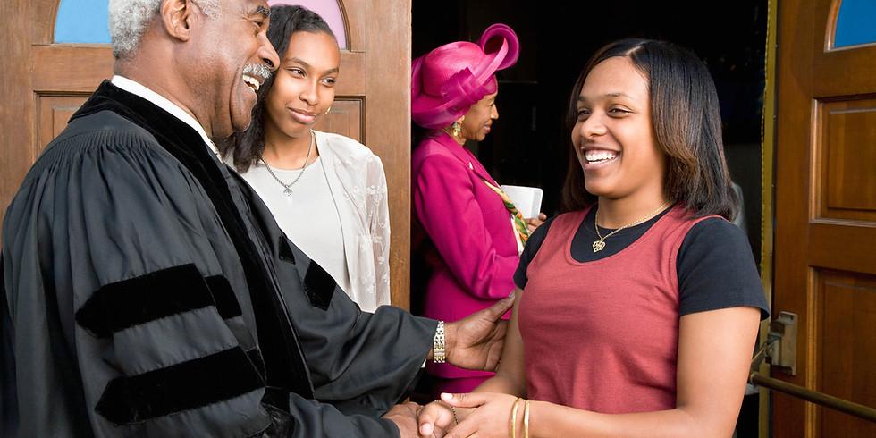 Senior Usher Fellowship Day