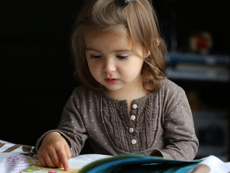 Early Literacy- How to Introduce Toddlers and Babies to Books
