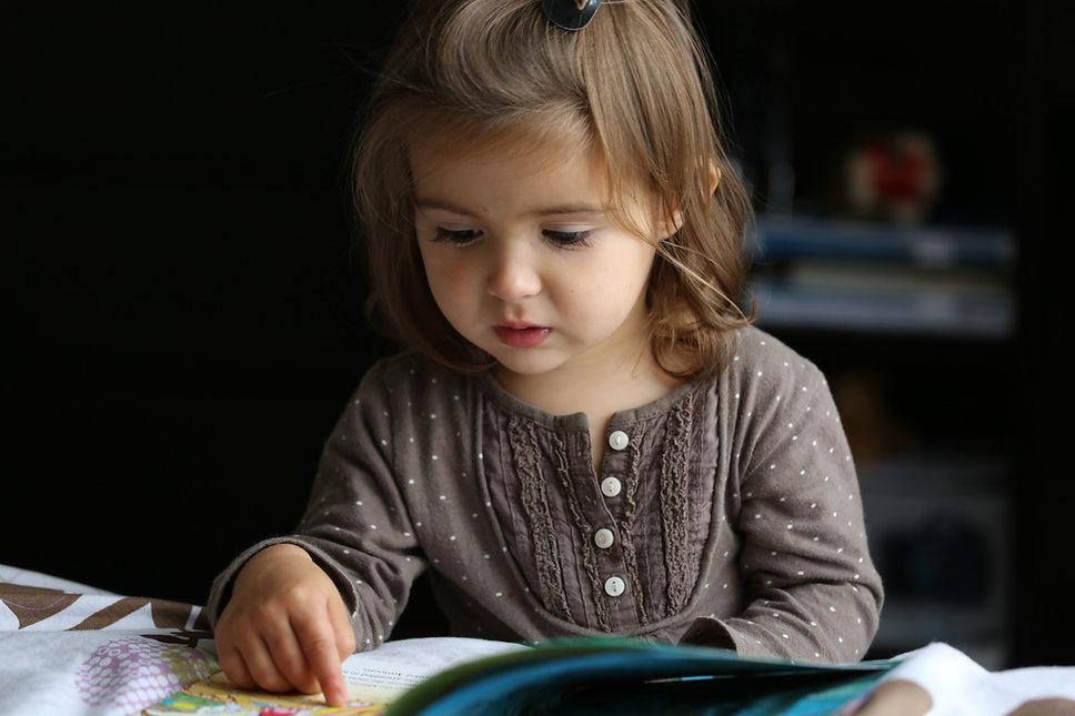 Toddler Reading